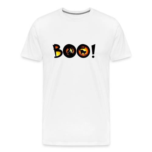 Happy Halloween Boo 5 - Men's Premium T-Shirt