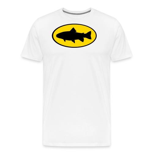 Bad Ass Trout - Men's Premium T-Shirt