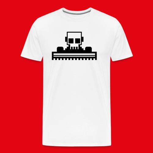 Drescher und Wemmser - Standkabine - Men's Premium T-Shirt