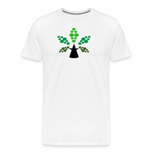 Tri City TriChomes FINAL LOGO 645AM 1 - Men's Premium T-Shirt