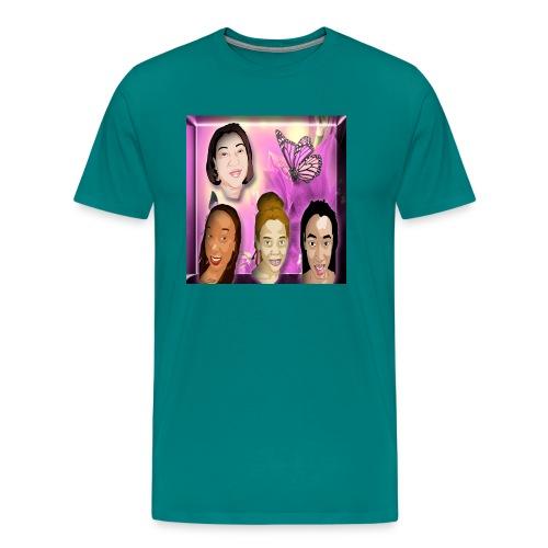 (family_first_revised) - Men's Premium T-Shirt