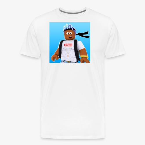 Roblox Avatar Graphic - Men's Premium T-Shirt