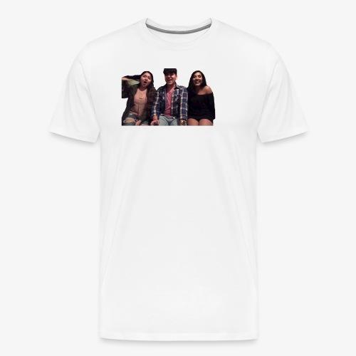 Fido, Cindy, and Tania - Men's Premium T-Shirt