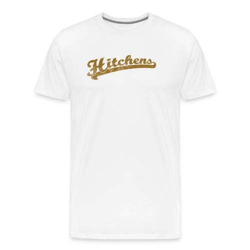 Hitchens - Men's Premium T-Shirt