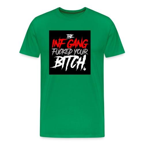inf_gang_black - Men's Premium T-Shirt