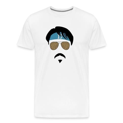 Minshew Jaguar Print - Men's Premium T-Shirt
