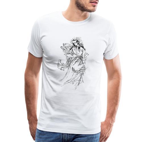 Persian Art - Men's Premium T-Shirt