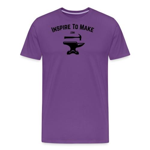 Inspire To Make Logo - Men's Premium T-Shirt