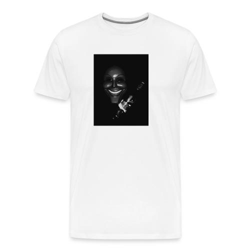 black and white shoot - Men's Premium T-Shirt