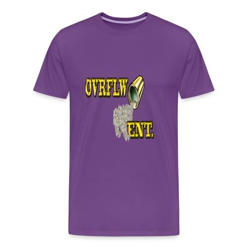 OVRFLW - Men's Premium T-Shirt