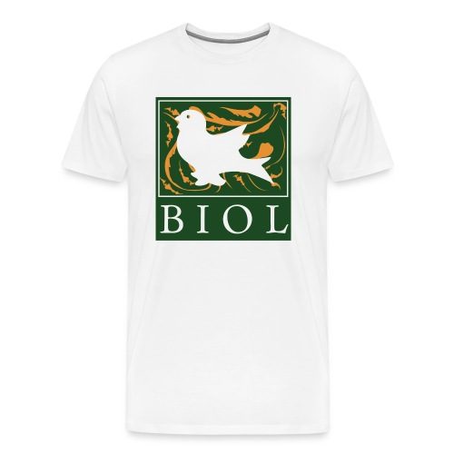 McGill Biology T shirt - Men's Premium T-Shirt