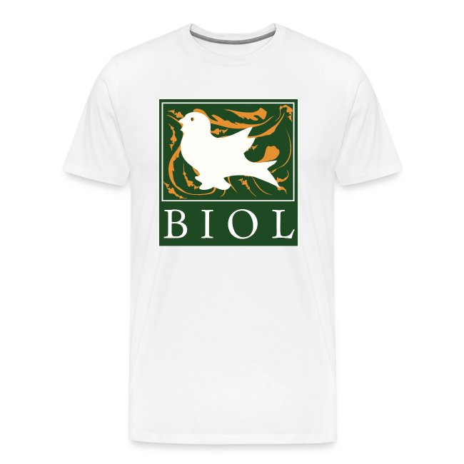 McGill Biology T shirt