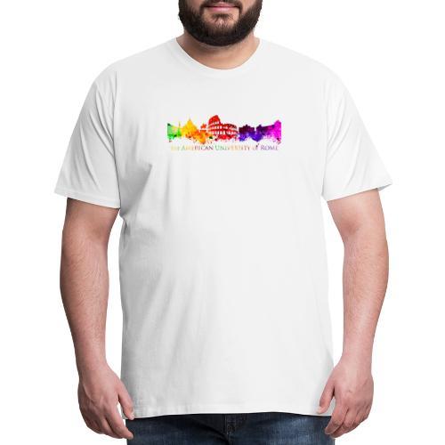 Painted Rome - Men's Premium T-Shirt