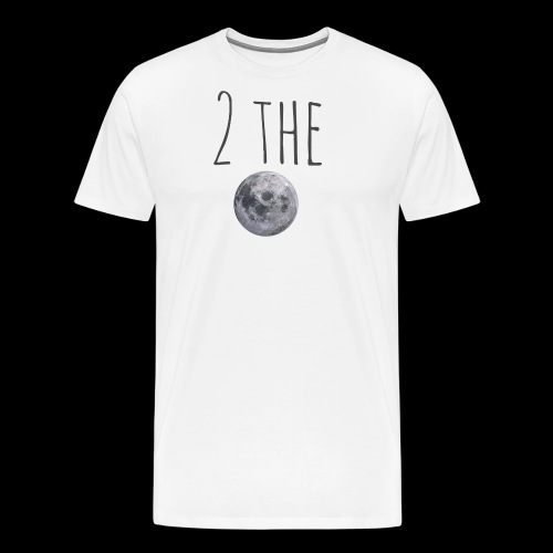2themoon Tee - Men's Premium T-Shirt