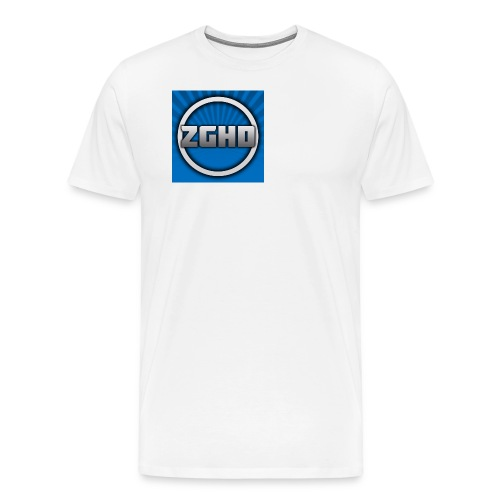 ZedGamesHD - Men's Premium T-Shirt