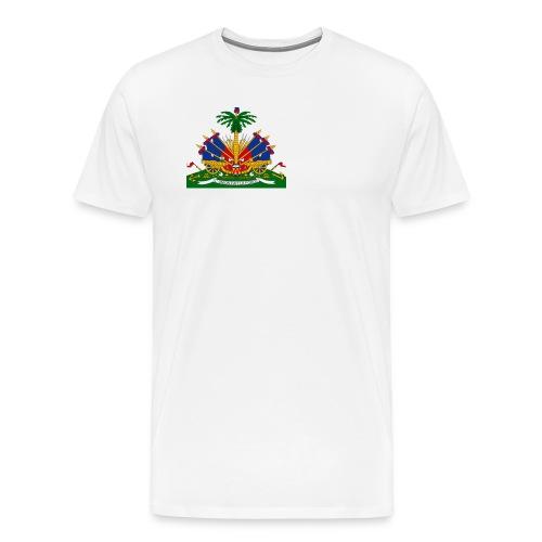 Armes de la république - Men's Premium T-Shirt