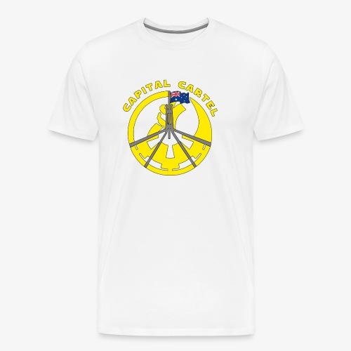 Cartel Yellow - Men's Premium T-Shirt