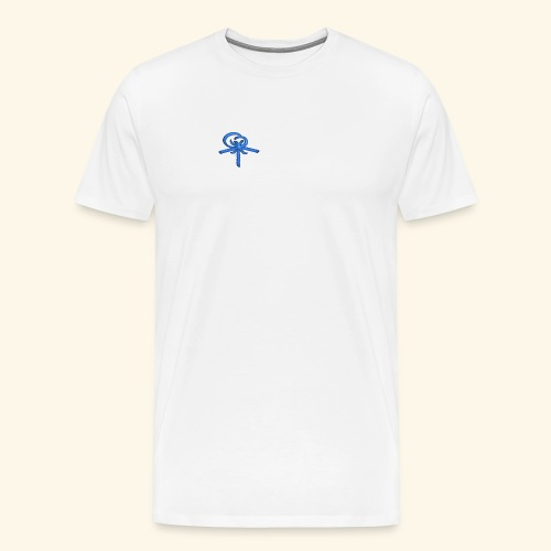 Back LOGO LOB - Men's Premium T-Shirt