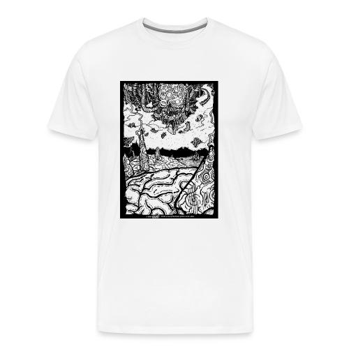 Calamity Ganon - Men's Premium T-Shirt