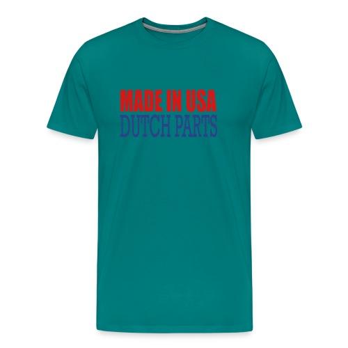 madeinusadutchparts - Men's Premium T-Shirt