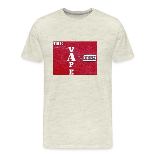 The Team shirt.png - Men's Premium T-Shirt