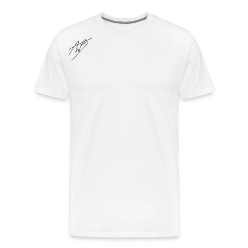 Sign shirt - Men's Premium T-Shirt