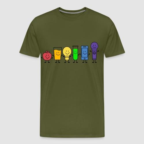 PRIIDE - Men's Premium T-Shirt