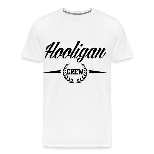 Hooligan Crew - Men's Premium T-Shirt