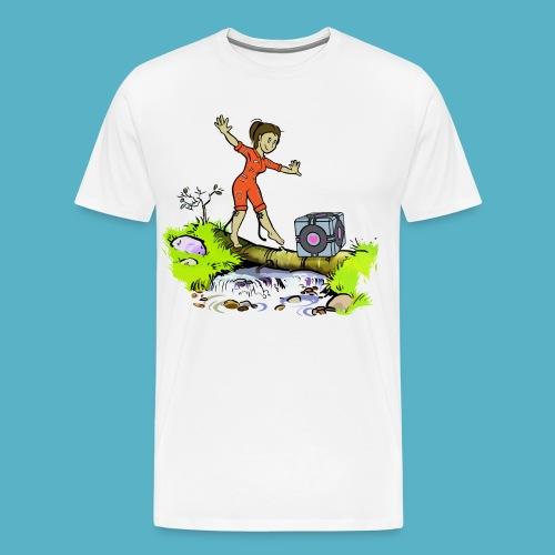 Testing Everywhere! - Men's Premium T-Shirt