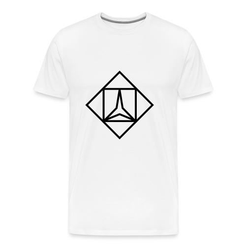 Harrylolm8 Logo Men's T-shirt - Men's Premium T-Shirt