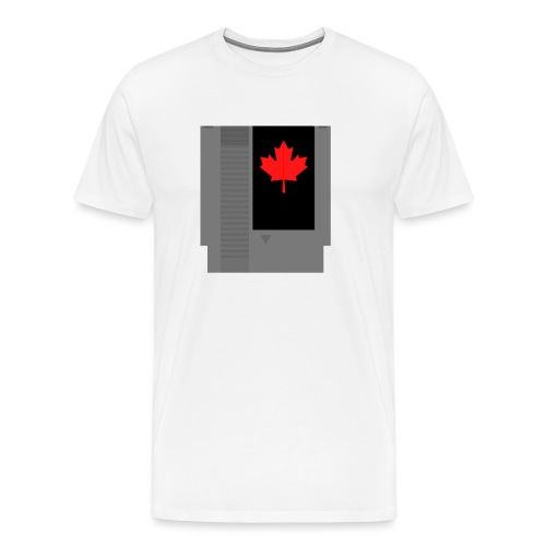 TheRetroCanadian Button (5-Pack) - Men's Premium T-Shirt
