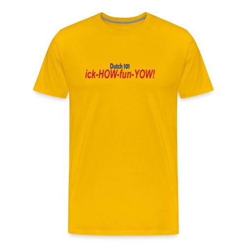 ikhouvanjou2 - Men's Premium T-Shirt