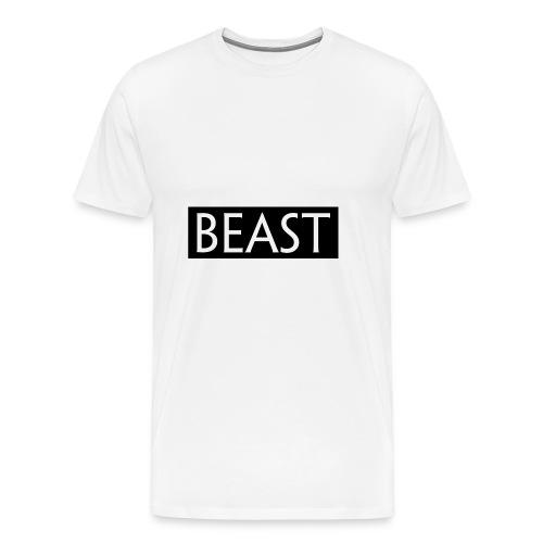 BEAST 100 - Men's Premium T-Shirt