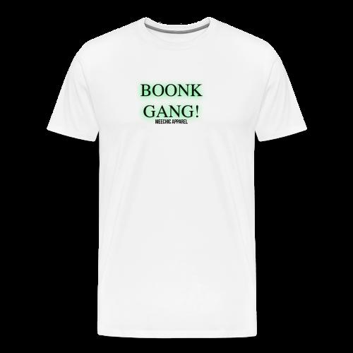 Boonk Gang Exclusive Tee - Men's Premium T-Shirt