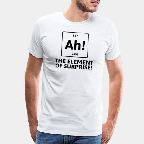 surprise - Men's Premium T-Shirt