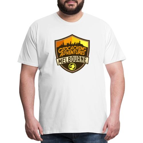 GCMelb Orange - Men's Premium T-Shirt