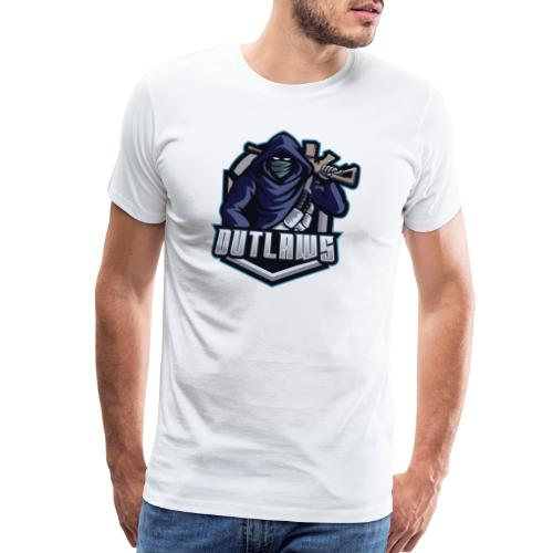Outlaws Gaming Clan - Men's Premium T-Shirt