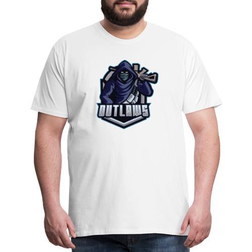 Outlaws Gaming Clan - Men's Premium T-Shirt