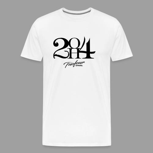 2OH4 - Men's Premium T-Shirt