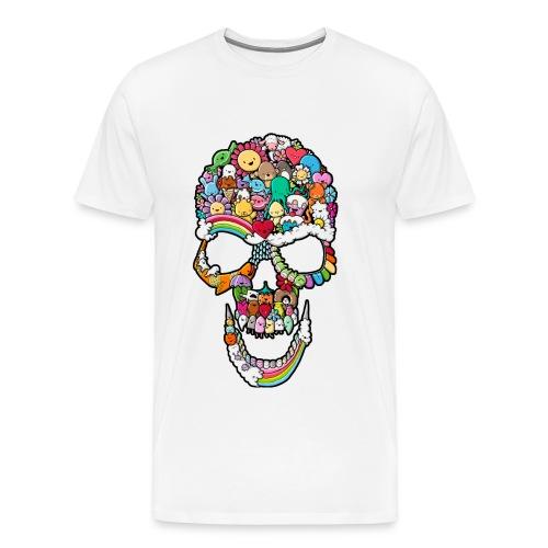 Sweet Skull - Men's Premium T-Shirt