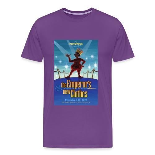 emperor art - Men's Premium T-Shirt