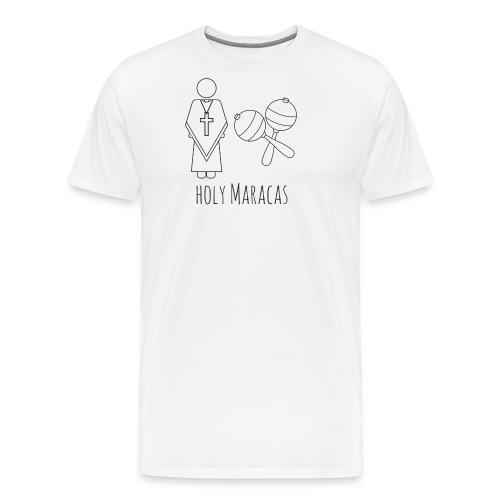 Holy Maracas - Men's Premium T-Shirt