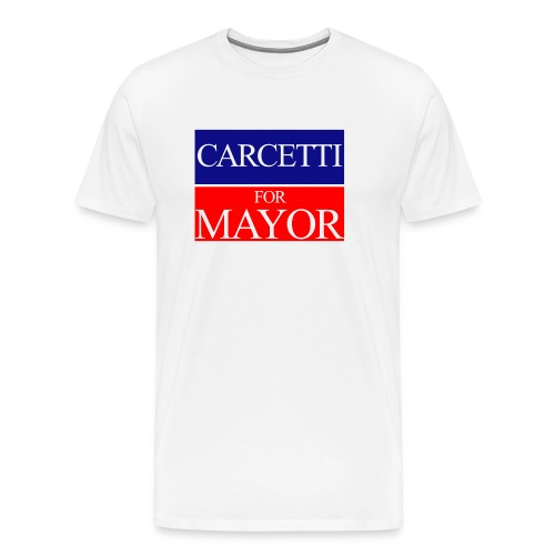 Carcetti For Mayor of Baltimore - Men's Premium T-Shirt