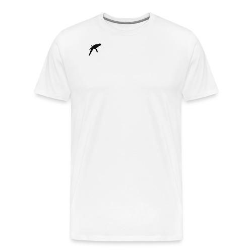 parrot shadow png - Men's Premium T-Shirt