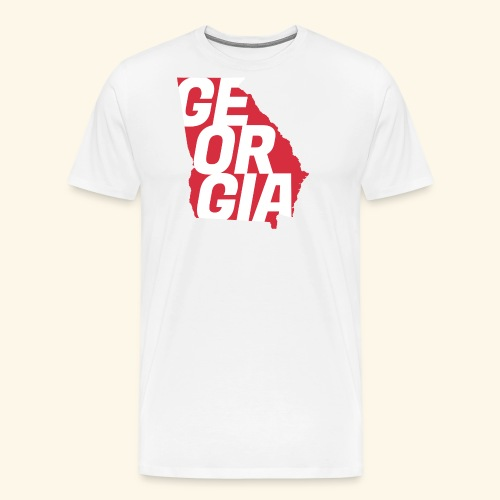 Georgia State - Men's Premium T-Shirt