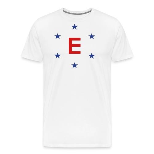 Ensign sailing class logo - Men's Premium T-Shirt