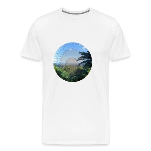Landscape Filter - Men's Premium T-Shirt