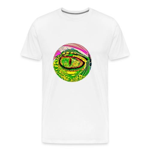Dragon eye - Men's Premium T-Shirt