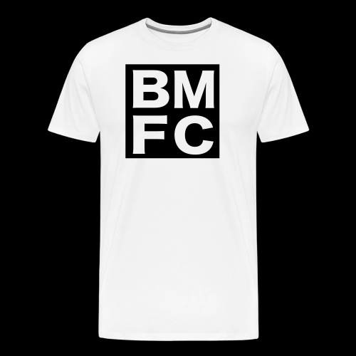 Black Man Fan Club | BMFC - Men's Premium T-Shirt