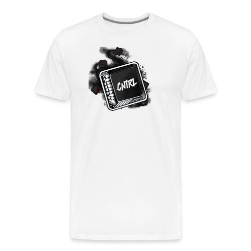 New CNTRL Logo - Men's Premium T-Shirt